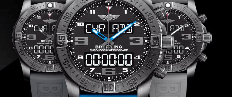goldankauf.com.de - Breitling EXOSPACE B55