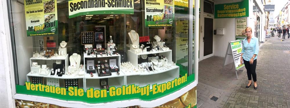 Bad Kreuznacher Goldankauf Aussenansicht