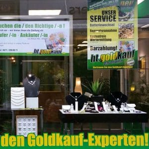 Goldankauf Bad Kreuznach - Mannheimerstr. 120