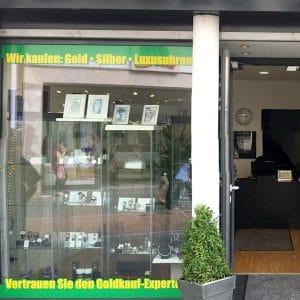 Goldankauf Bonn - Luxusuhren