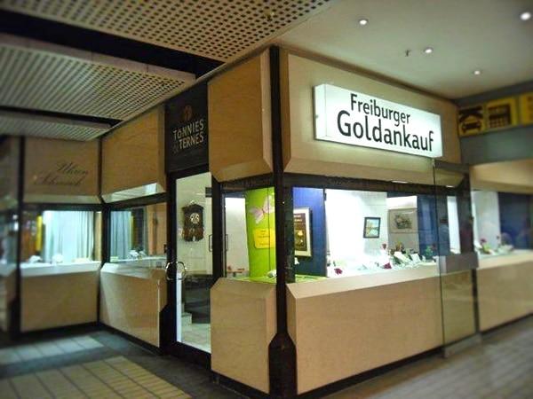 Freiburger Goldankauf - Im Karlsbau