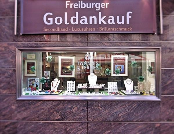 Freiburger Goldankauf - Kaiser-Joseph-Str. 205