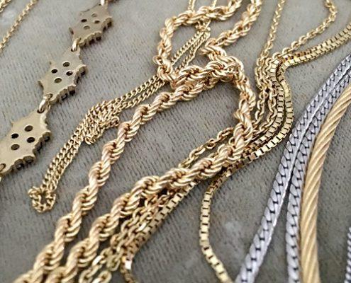 Goldankauf Bad Kreuznach - Gold- und Silberketten