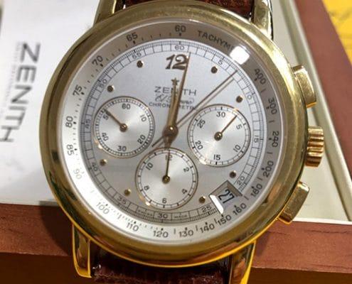 Verkauf von Luxusuhren - Bonner Goldankauf: Zenith