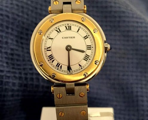 Cartier: Goldankauf in Bonn