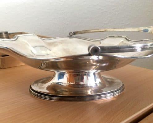 Goldankauf Trier - Henkel-Schale Antik - Rarität.