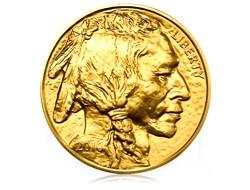 goldankauf.com.de - Goldmünze American Buffalo.