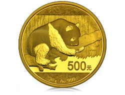 goldankauf.com.de - Goldmünze Panda.