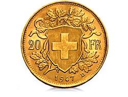 goldankauf.com.de - Goldmünze Goldvreneli.