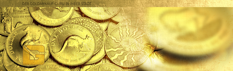 goldankauf.com.de - Headerbild für Goldmünzenankauf Australian Nugget/ Australian Kangaroo.
