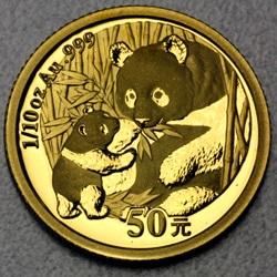 goldankauf.com.de - Goldmünze Panda 2005.