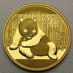 goldankauf.com.de - Goldmünze Panda 2015.