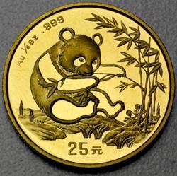 goldankauf.com.de - Goldmünze Panda 1994.