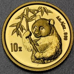 goldankauf.com.de - Goldmünze Panda 1995.