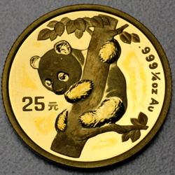 goldankauf.com.de - Goldmünze Panda 1996.