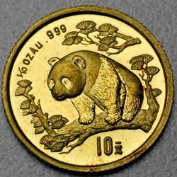 goldankauf.com.de - Goldmünze Panda 1997.