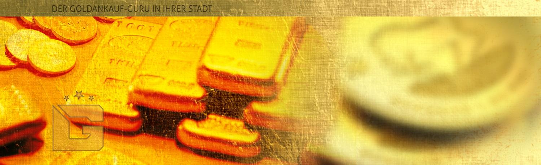 goldankauf.com.de - Headerbild für Ankauf von Goldbarren.